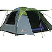 Трехместная туристическая палатка WILD WOLF LX 1505 фото