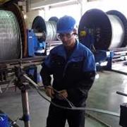 Изготовление и ремонт кабельной линии фото