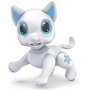 Mioshi Mioshi Active Игрушка р/у Умные животные: Котёнок Звёздочка (программируется, 20 см, 4 кан., кости фото
