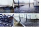 LINE-X, обработка систем сточных и канализационных вод фото