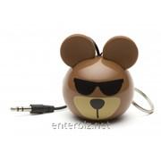 Колонка KitSound Mini Buddy Speaker Bear (KSNMBBEAR), код 129427 фото
