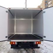 Ремонт фургонов фото