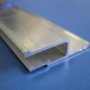 Багет стеновой алюминиевый фото