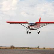 Авиационные услуги по защите сельхозугодий фото