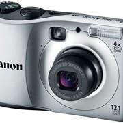 Фотоаппараты, Canon PowerShot A1200 Silver фото