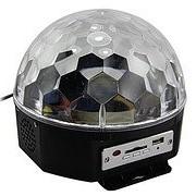 Светодиодный диско шар c USB - LED RGB Magic Ball Light RZ-026 фото
