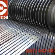 Услуги по роспуску металла на штрипс фото