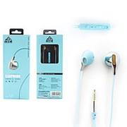 Наушники Lephee SZX S3 Blue (Синий) фото