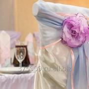 Украшение зала на свадьбу фото