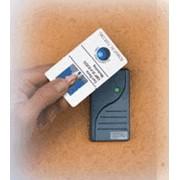 Установка систем контроля доступа в офисах по всей Беларуси. Установка бесконтактных считывателей для управления картами доступа. Установка бесконтактного считывателя на входе, контроллера и электромагнитной защелки от 350. фото