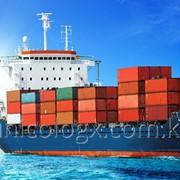 Морская доставка в Казахстане фото
