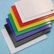 Лист ПВД с флексографической печатью по заказу фото
