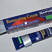 SAPHIR - 24 Восстановитель кожи Creme RENOVATRICE, 25мл. (silver) фото