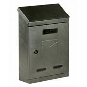 Ящик почтовый 38038 серый фото