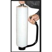 Пленки упаковочные паллетные стретч только для автоматической упаковки палет. фото