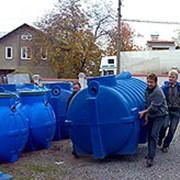 Очистка ливневых нефтесодержащих сточных вод фото