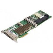 587224-001 Контроллер HP Smart Array P812/1Gb RAID 0,1,1+0,5,5+0,6,6+0 (24 link: 2 int (SFF8087) x4 wide port connectors/4 ext (SFF8088) x4 wide port фото