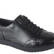 Туфли мужские 161-029, черный фото
