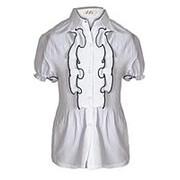 Блузка школьная № 6697-6114A 16 фото