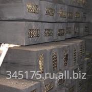 Шпала деревянна пропитанная фото