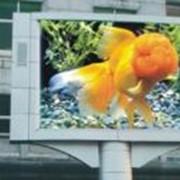 Наружный LED экраны фото