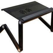 Складной компьютерный стол-подставка для ноутбука Анкор фото