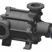 Центробежные сегментные горизонтальные насосы с двусторонне опертым ротором CVN фото