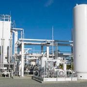 Установки сжижения природного газа фото