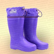Сапоги женские Следопыт ЭВА, -15с, Размер 38-39, Фиолетовый фото