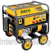 Бензиновый сварочный электрогенератор RATO RTAXQ190-2 фото
