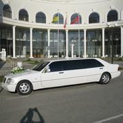 Прокат лимузинов в Севастополе, Ялте, Евпатории! фото