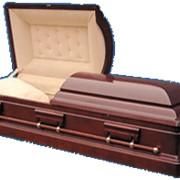 Продажи и производство эксклюзивных гробов фото