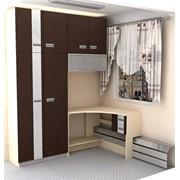 Мебель вагона-дефектоскопа фото