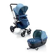 Универсальная коляска 2 в 1 Concord Neo Sleeper 2.0 Blue NSL0937 фото