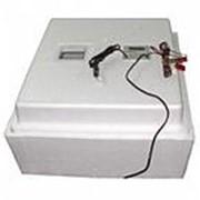 Инкубатор Несушка № 59 БИ-2м на 77 яиц, U-220В, цифр.терм., авт. поворот + гигрометр фото