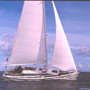 Яхта парусно-моторная VAN DE STADT34 фото