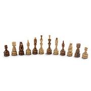 Шахматные фигуры «Бастион» фото