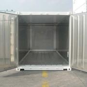 Рефрижераторные контейнеры фото