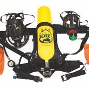 Дыхательный аппарат со сжатым воздухом БДА фото