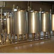 Монтаж оборудования для молочной промышленности фото