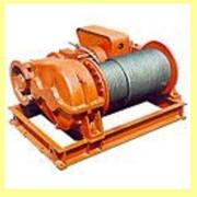 Лебедка электрическая тяговая для подъемно-транспортных операций фото