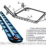 Транспортёр навозоудаления ТСН-160А/Б фото