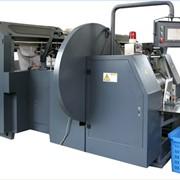 Автоматическая высокоскоростная машина для производства бумажных (плоское дно) пакетов PUWFD-400 фото
