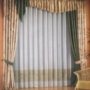 Дизайн и пошив штор фото