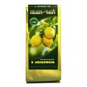 Ферментированный Иван-чай с с лимоном фото