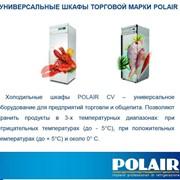 Шкаф холодильный универсальный Polair фото