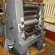 Печатная машина Heidelberg GTO 52 фото