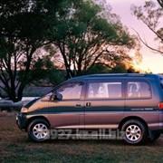 "Поездка за товарами на ""Хоргос"" (МЦПС) на Mitsubishi Delica 4 WD. 6 мест. фото"