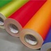 Самоклеящиеся пленки для гибких поверхностей (баннерная). фото
