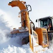 Автономное фрезерно-роторное снегоуборочное оборудование Larue D60/65 фото